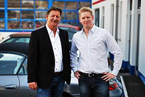 Norbert Beumer und Dirk Beumer